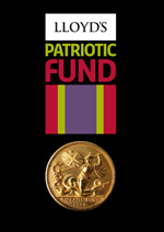 Lloyd's Patriotic Fund logo