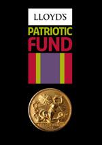 Lloyd's Patriotic Fund logo